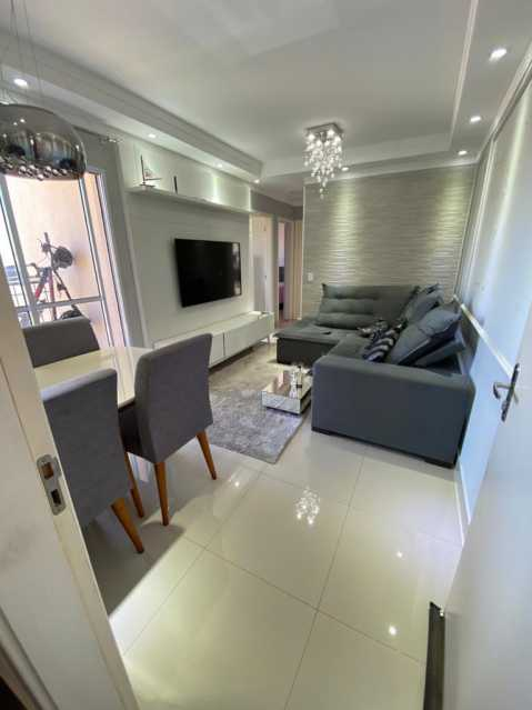 40486193-460e-416c-9b06-a5cf27 - Apartamento 2 quartos à venda Itatiba,SP - R$ 265.000 - VIAP20054 - 1
