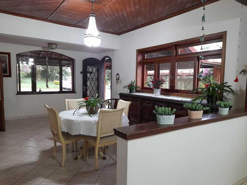 Sala Casa Principal - Sítio 22000m² à venda Itatiba,SP - R$ 3.500.000 - VISI40001 - 11