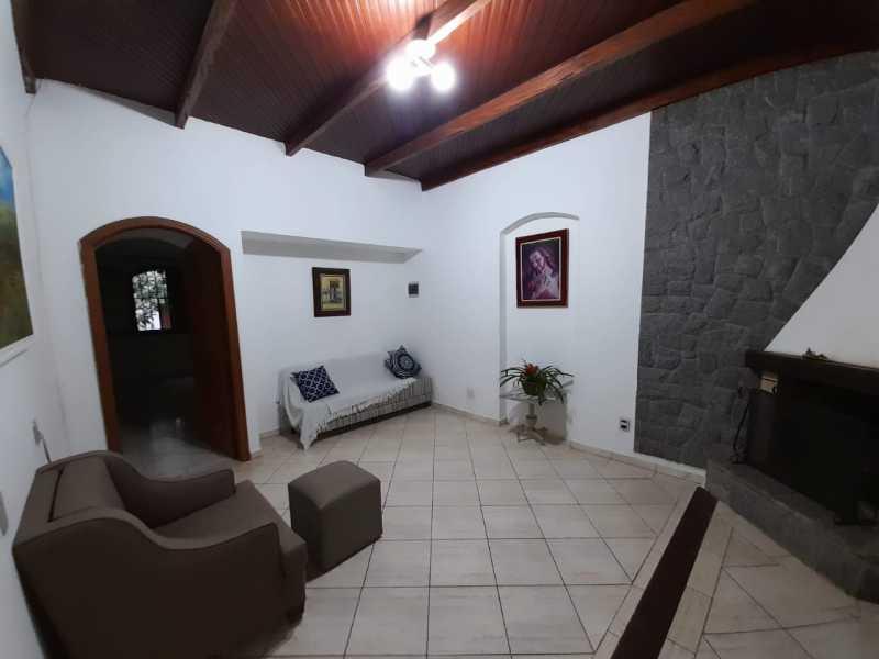 Sala Casa Principal - Sítio 22000m² à venda Itatiba,SP - R$ 3.500.000 - VISI40001 - 13