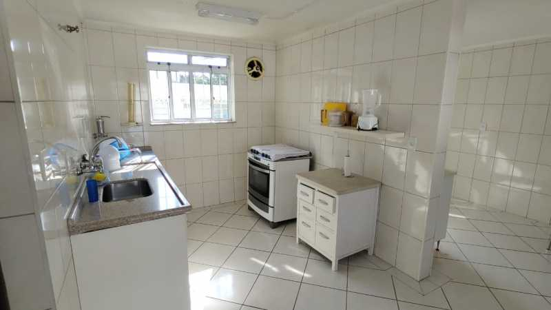 Cozinha Casa Principal - Sítio 22000m² à venda Itatiba,SP - R$ 3.500.000 - VISI40001 - 12