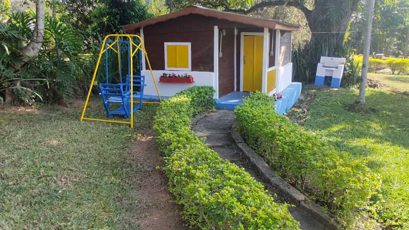 Casinha Infantil - Sítio 22000m² à venda Itatiba,SP - R$ 3.500.000 - VISI40001 - 9
