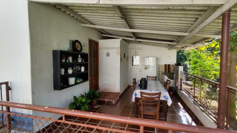 área externa casa 5 - Sítio 22000m² à venda Itatiba,SP - R$ 3.500.000 - VISI40001 - 25