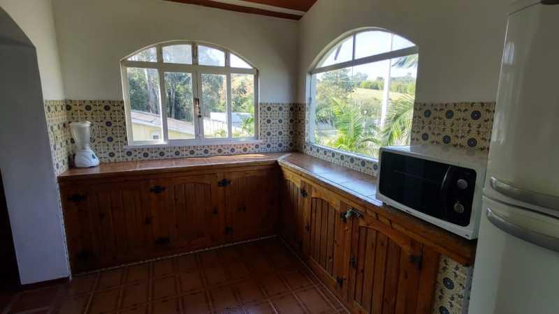 Cozinha casa 2 - Sítio 22000m² à venda Itatiba,SP - R$ 3.500.000 - VISI40001 - 24