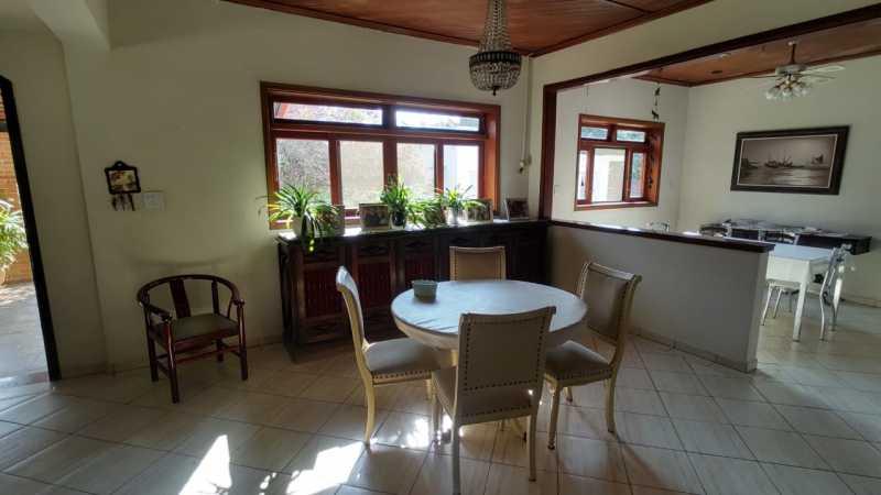 Sala de Jantar Principal - Sítio 22000m² à venda Itatiba,SP - R$ 3.500.000 - VISI40001 - 26