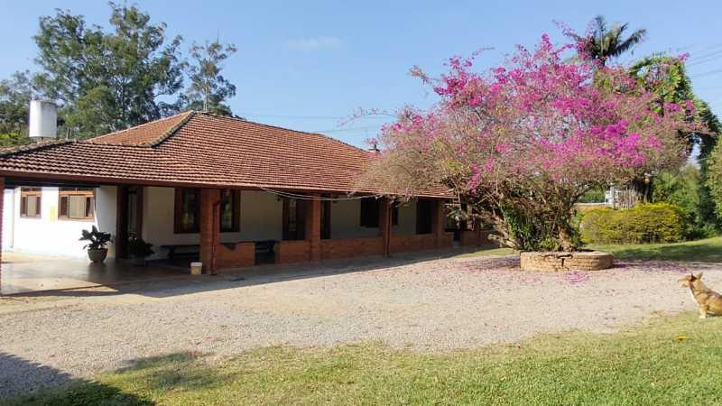 área externa - Sítio 22000m² à venda Itatiba,SP - R$ 3.500.000 - VISI40001 - 6