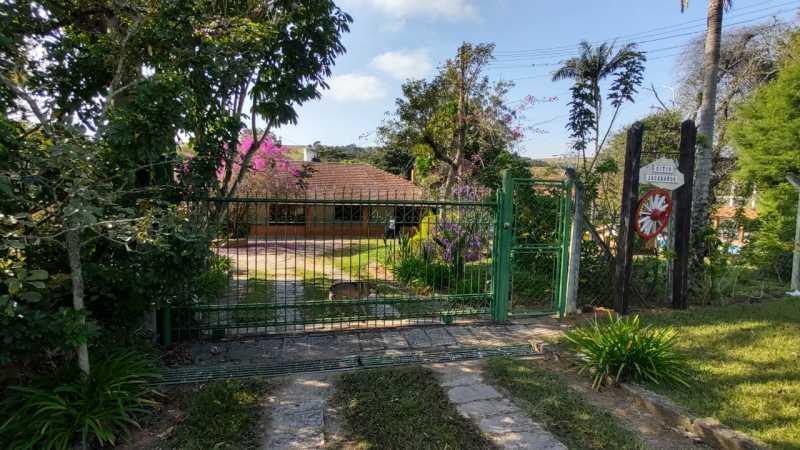 Entrada - Sítio 22000m² à venda Itatiba,SP - R$ 3.500.000 - VISI40001 - 4