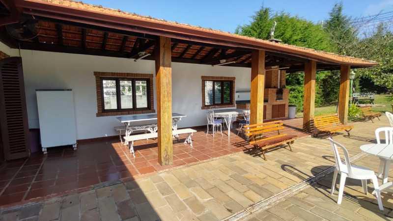 área gourmet piscina - Sítio 22000m² à venda Itatiba,SP - R$ 3.500.000 - VISI40001 - 7