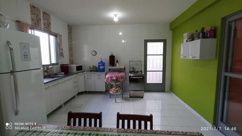 Cozinha - Casa 2 quartos para venda e aluguel Itatiba,SP - R$ 350.000 - VICA20036 - 3
