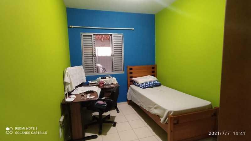 Dormitório 1 - Casa 2 quartos para venda e aluguel Itatiba,SP - R$ 350.000 - VICA20036 - 12