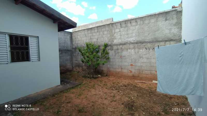 Fundos - Casa 2 quartos para venda e aluguel Itatiba,SP - R$ 350.000 - VICA20036 - 15