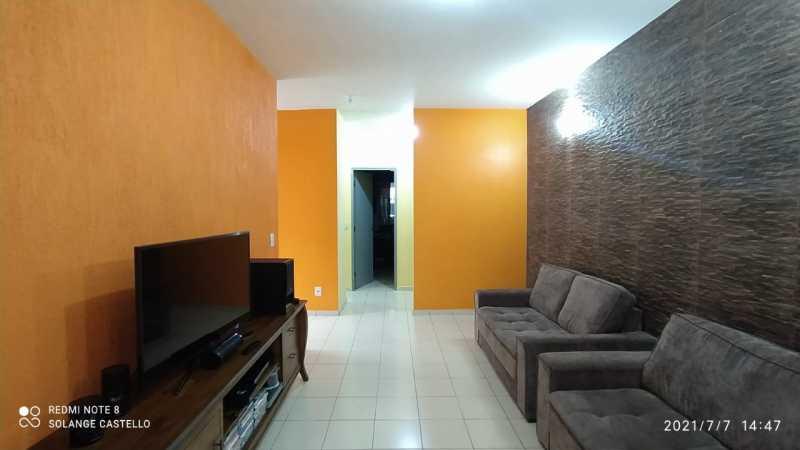 Sala de estar - Casa 2 quartos para venda e aluguel Itatiba,SP - R$ 350.000 - VICA20036 - 6