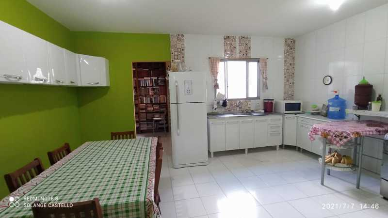 Área da Cozinha/sala de jantar - Casa 2 quartos para venda e aluguel Itatiba,SP - R$ 350.000 - VICA20036 - 5