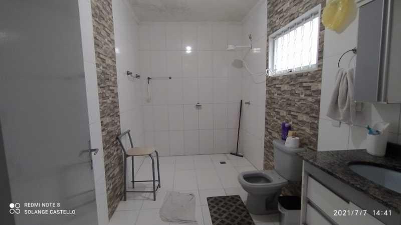 Amplo Banheiro 2 - Casa 2 quartos para venda e aluguel Itatiba,SP - R$ 350.000 - VICA20036 - 9