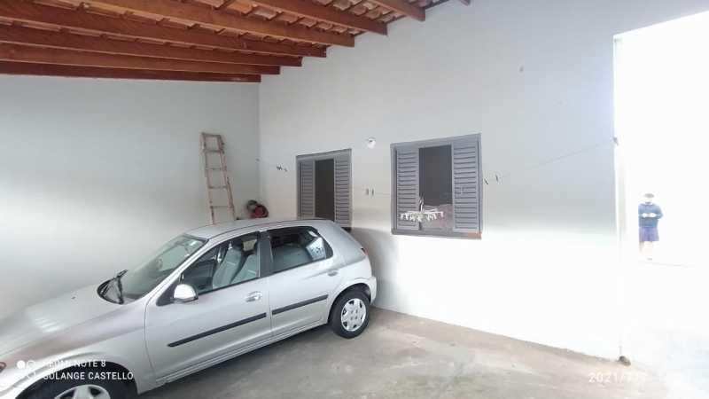 Frente/ Garagem - Casa 2 quartos para venda e aluguel Itatiba,SP - R$ 350.000 - VICA20036 - 16