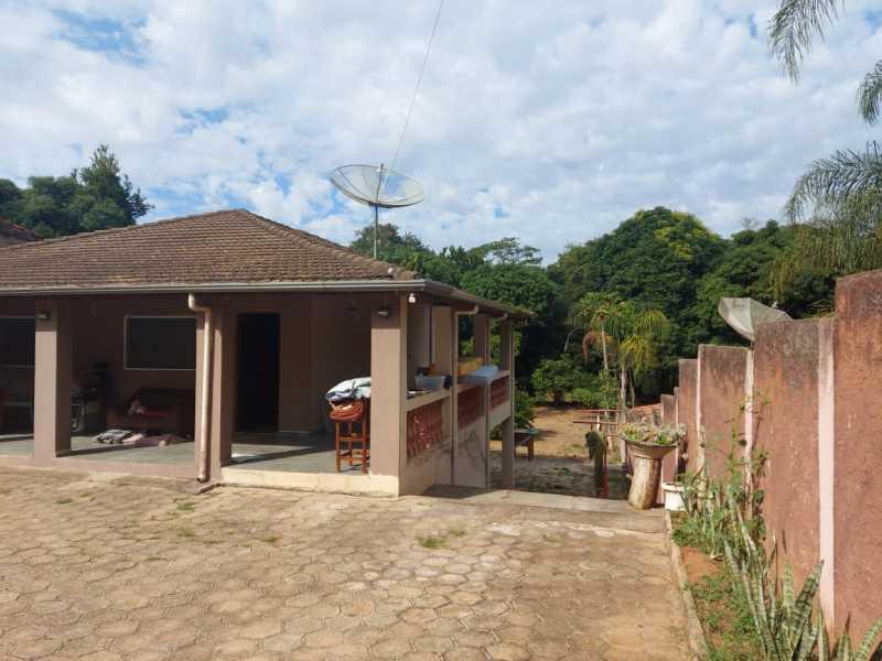 Quintal - Casa 3 quartos à venda Itatiba,SP - R$ 640.000 - VICA30035 - 14