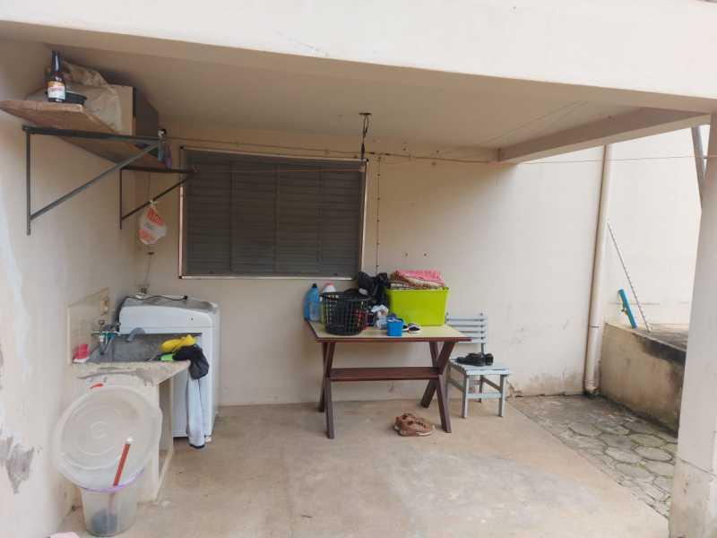 área de serviço - Casa 3 quartos à venda Itatiba,SP - R$ 640.000 - VICA30035 - 18