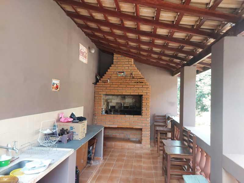 Churrasqueira - Casa 3 quartos à venda Itatiba,SP - R$ 640.000 - VICA30035 - 15