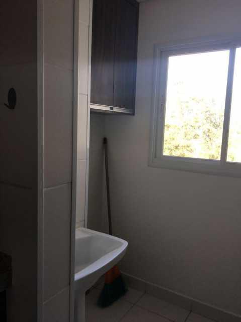 área de serviço - Apartamento 3 quartos à venda Itatiba,SP - R$ 460.000 - VIAP30026 - 21