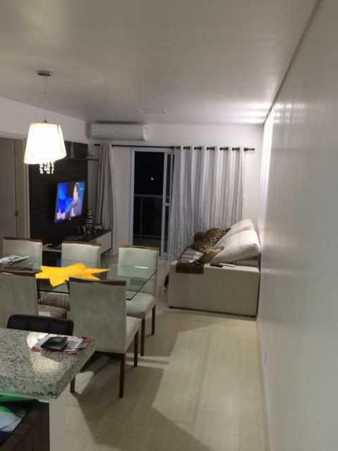 Sala de Jantar - Apartamento 3 quartos à venda Itatiba,SP - R$ 460.000 - VIAP30026 - 3