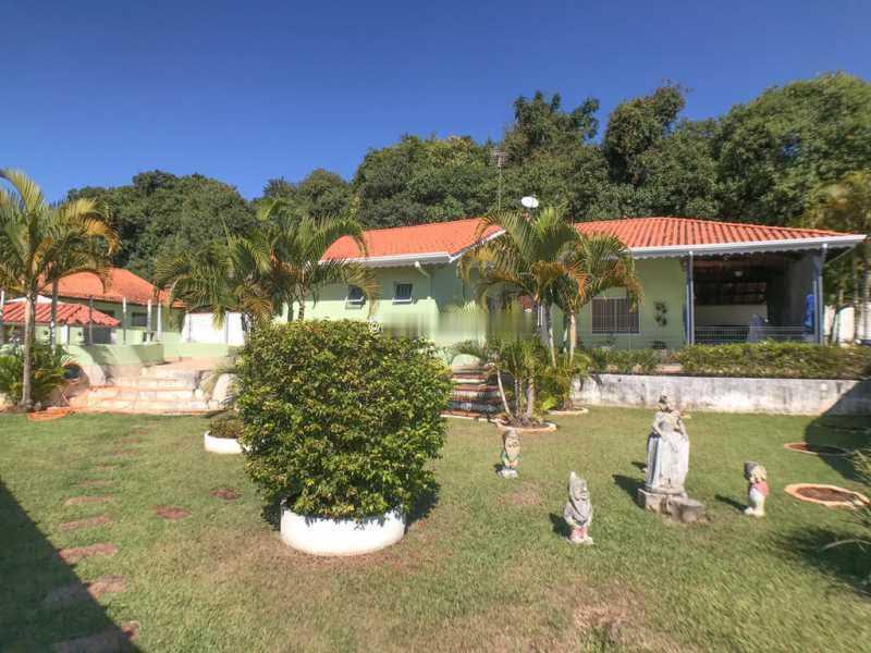 Quintal - Chácara 1035m² à venda Itatiba,SP - R$ 900.000 - VICH30005 - 14