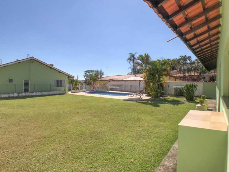 área externa - Chácara 1035m² à venda Itatiba,SP - R$ 900.000 - VICH30005 - 15