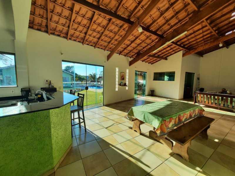área Gourmet - Chácara 1035m² à venda Itatiba,SP - R$ 900.000 - VICH30005 - 19