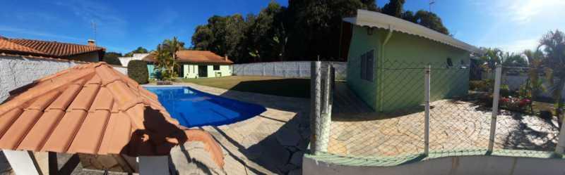 área externa - Chácara 1035m² à venda Itatiba,SP - R$ 900.000 - VICH30005 - 16