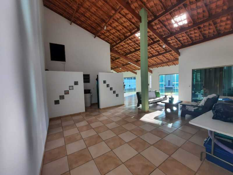 área gourmet - Chácara 1035m² à venda Itatiba,SP - R$ 900.000 - VICH30005 - 17