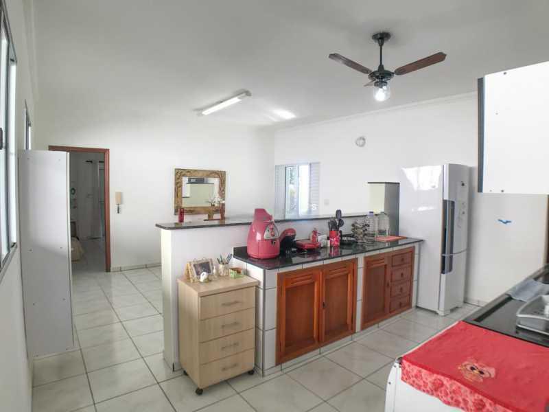 Cozinha - Chácara 1035m² à venda Itatiba,SP - R$ 900.000 - VICH30005 - 4