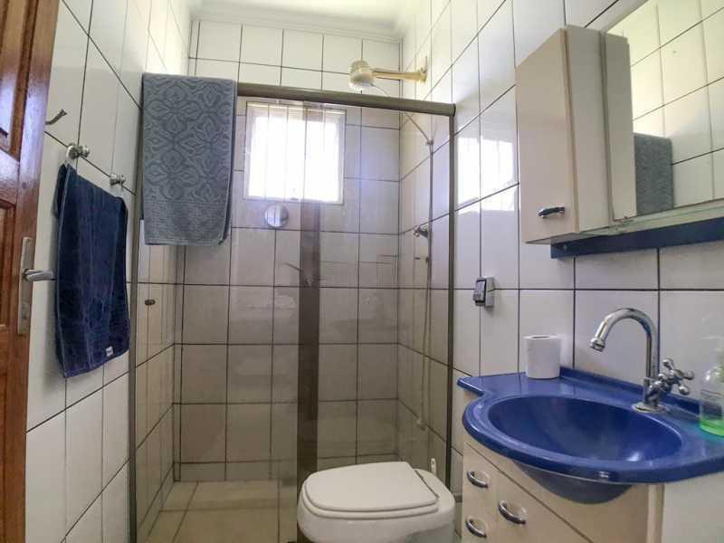 Banheiro - Chácara 1035m² à venda Itatiba,SP - R$ 900.000 - VICH30005 - 11