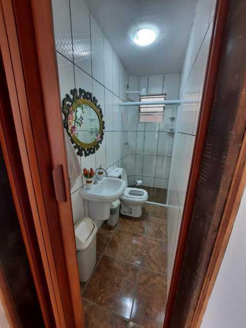 Banheiro - Chácara 1035m² à venda Itatiba,SP - R$ 900.000 - VICH30005 - 12