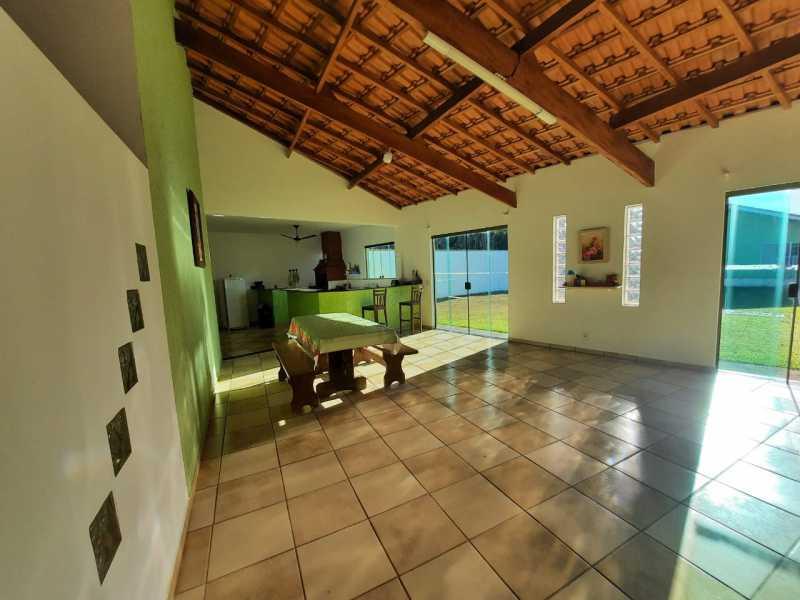 Área gourmet - Chácara 1035m² à venda Itatiba,SP - R$ 900.000 - VICH30005 - 18