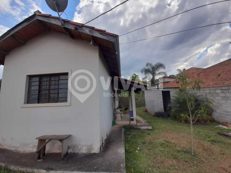 Quintal - Casa 2 quartos à venda Itatiba,SP - R$ 190.000 - VICA20050 - 10