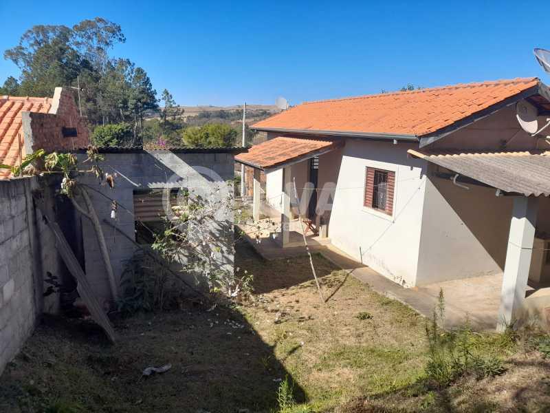 Área externa - Casa 2 quartos à venda Itatiba,SP - R$ 190.000 - VICA20050 - 13
