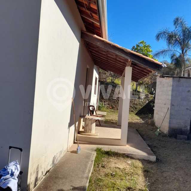 Frente - Casa 2 quartos à venda Itatiba,SP - R$ 190.000 - VICA20050 - 12