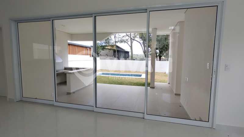 Acesso  área externa - Casa em Condomínio 3 quartos à venda Itatiba,SP - R$ 1.600.000 - VICN30154 - 15