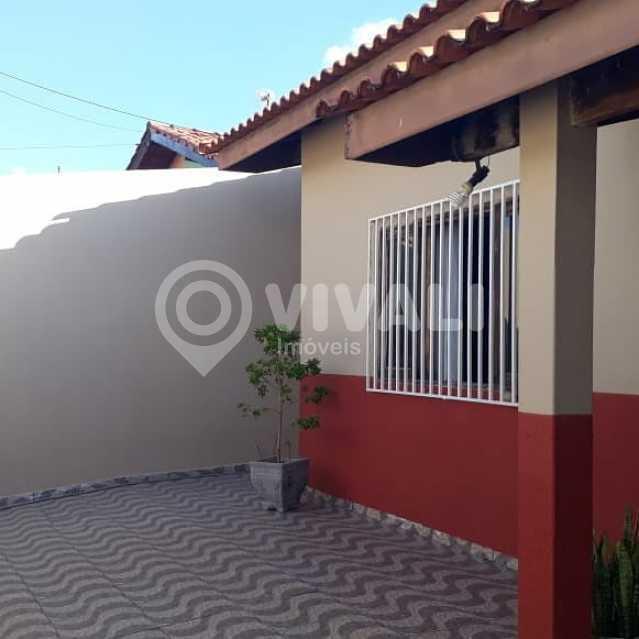 Frente - Casa 3 quartos à venda Itatiba,SP - R$ 455.000 - VICA30047 - 4