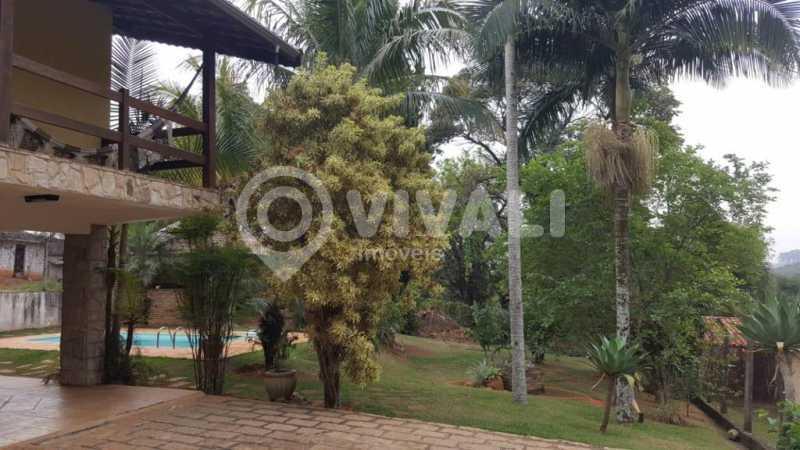 área externa - Chácara 1001m² à venda Itatiba,SP - R$ 750.000 - VICH30008 - 23