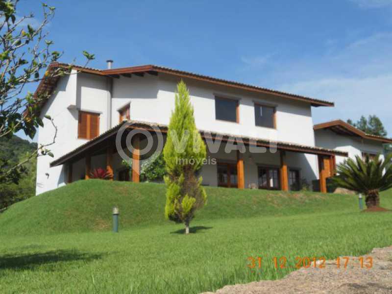 FOTO0 1 - Casa em Condomínio 4 quartos à venda Itatiba,SP - R$ 3.000.000 - VICN40091 - 1