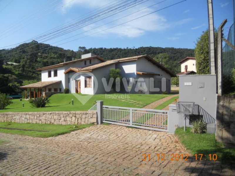 FOTO24 - Casa em Condomínio 4 quartos à venda Itatiba,SP - R$ 3.000.000 - VICN40091 - 22