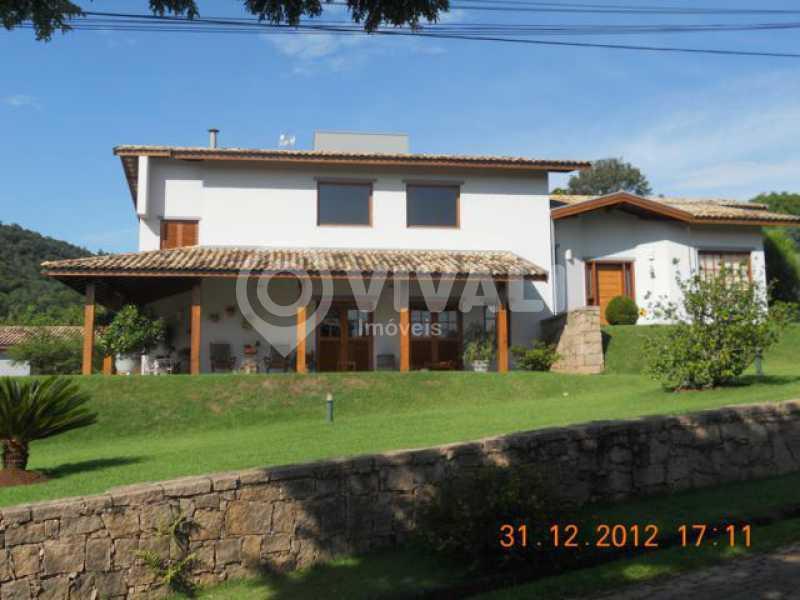 FOTO26 - Casa em Condomínio 4 quartos à venda Itatiba,SP - R$ 3.000.000 - VICN40091 - 23