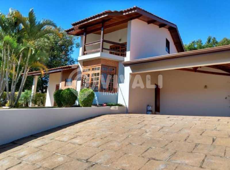FOTO0 1 - Casa em Condomínio 4 quartos à venda Itatiba,SP - R$ 1.100.000 - VICN40092 - 1