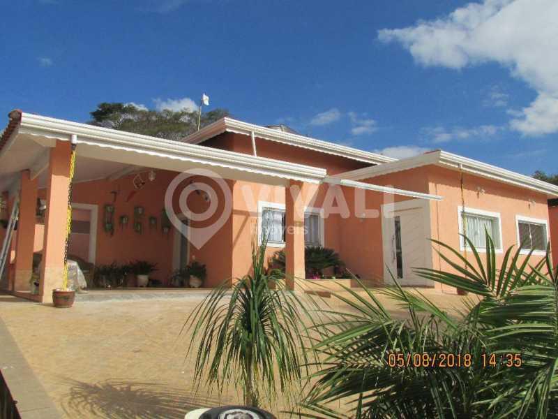 FOTO0 - Casa em Condomínio 3 quartos à venda Itatiba,SP - R$ 1.800.000 - VICN30164 - 1