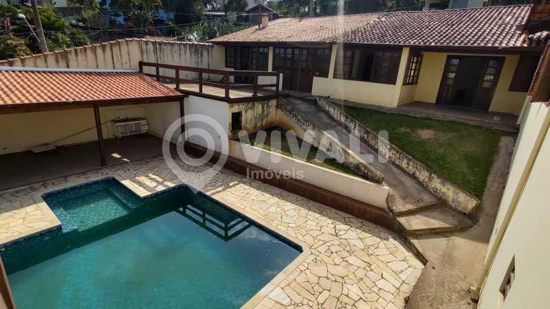 Área da piscina - Casa 4 quartos à venda Itatiba,SP - R$ 695.000 - VICA40020 - 1