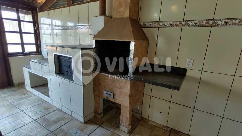Churrasqueira - Casa 4 quartos à venda Itatiba,SP - R$ 695.000 - VICA40020 - 4