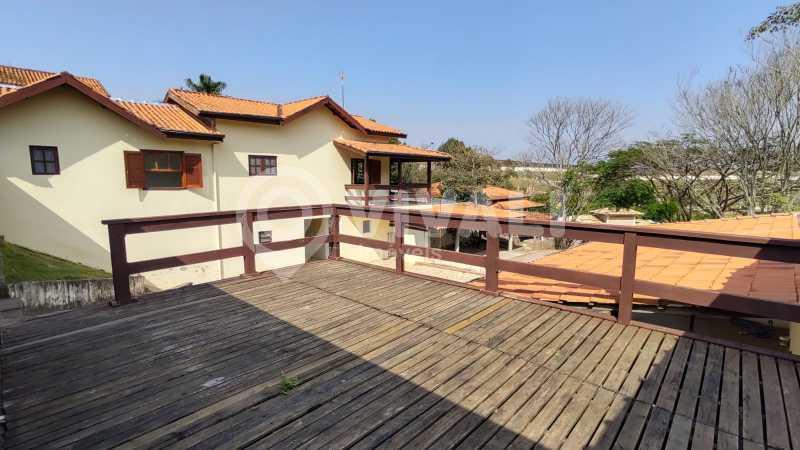 Deck - Casa 4 quartos à venda Itatiba,SP - R$ 695.000 - VICA40020 - 22
