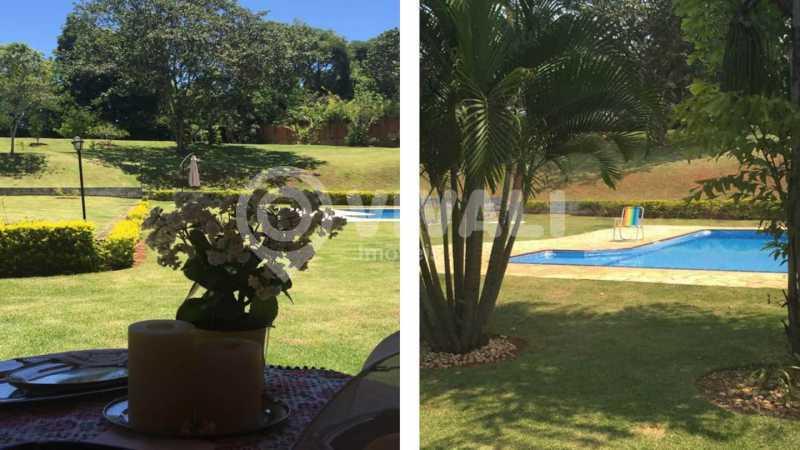área da piscina - Casa em Condomínio 5 quartos à venda Itatiba,SP - R$ 1.800.000 - VICN50019 - 21