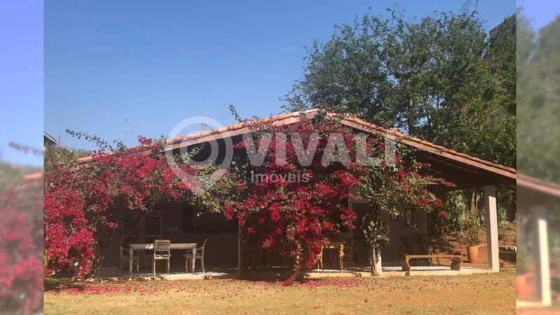 Frente - Casa em Condomínio 5 quartos à venda Itatiba,SP - R$ 1.800.000 - VICN50019 - 4