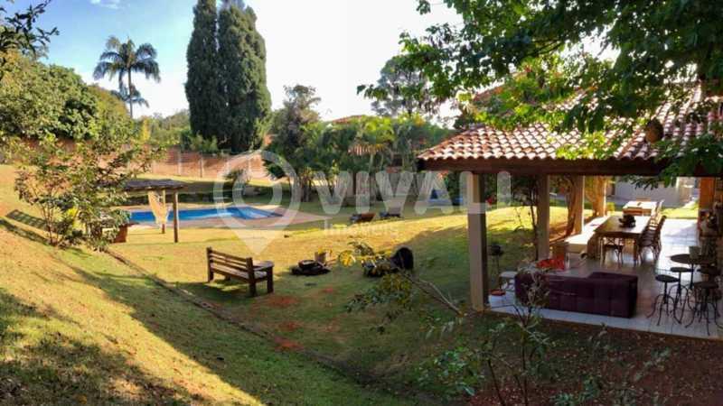 área da piscina - Casa em Condomínio 5 quartos à venda Itatiba,SP - R$ 1.800.000 - VICN50019 - 22
