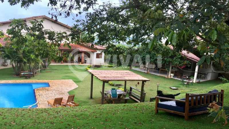 quintal - Casa em Condomínio 5 quartos à venda Itatiba,SP - R$ 1.800.000 - VICN50019 - 25